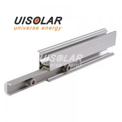 extruded aluminum solar panel railings supplier