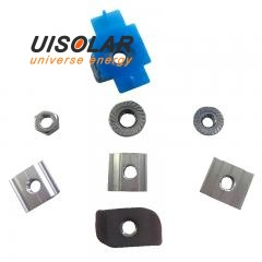Nut for solar system installation manufacturer